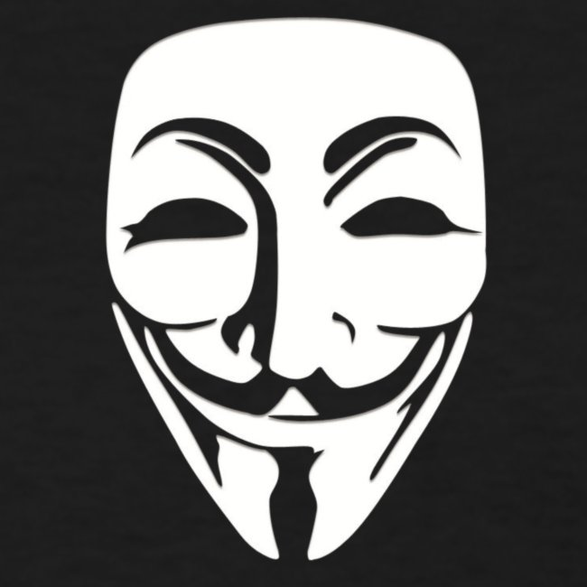 Anonymous Just Face gif