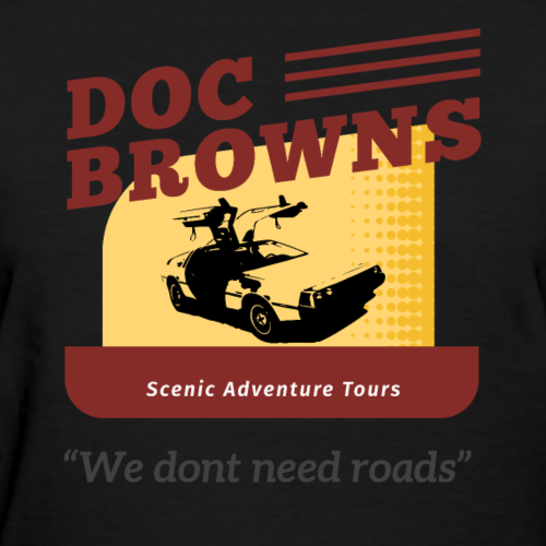 Back to the Future - Forward to the Past   Name That Tee - Movie