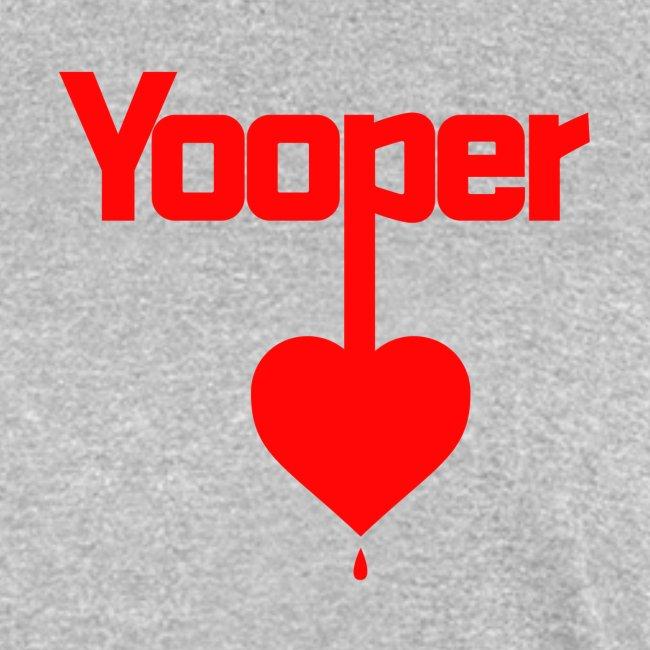 yooper heart [thick]