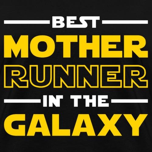Best Mother Runner In The Galaxy - Women's T-Shirt