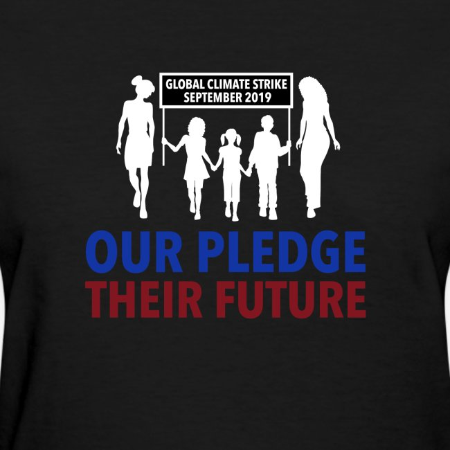 Limited-edition Climate Strike T-Shirt