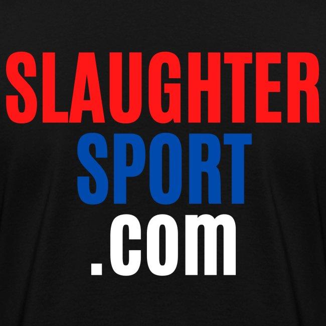 SLAUGHTERSPORT COM (Front & Back)
