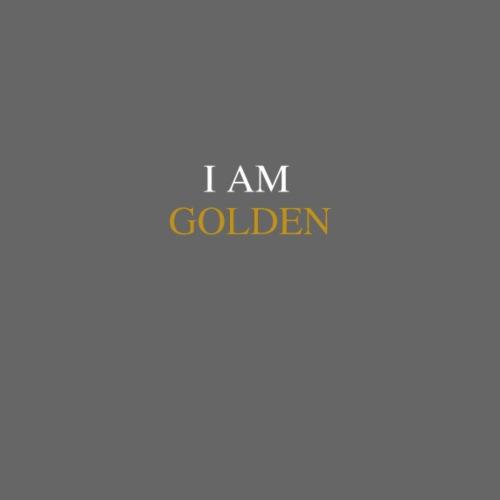 DemiGod I Am Golden (Black) - Women's T-Shirt