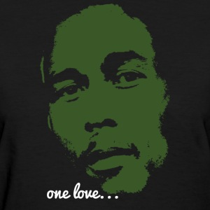 Bob Marley - One Love - Women's T-Shirt