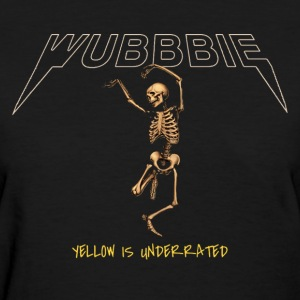yellow is underrated - Women's T-Shirt