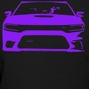 Plum Crazy Charger - Women's T-Shirt