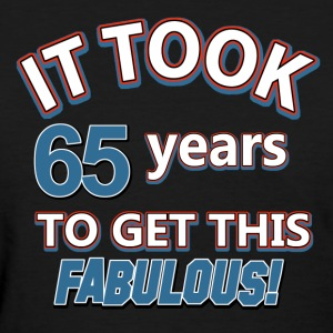 66th birthday party design - Women's T-Shirt