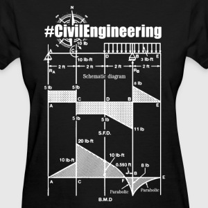 Civil Engineering Shirts - Women's T-Shirt