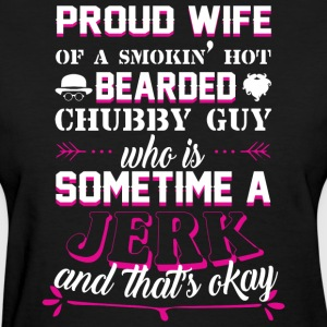 Proud Wife T Shirt - Women's T-Shirt