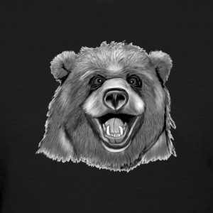 Happy Bear - Women's T-Shirt