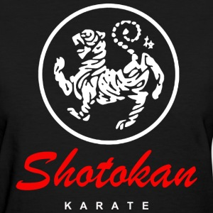 Shotokan Karate Japanese Martial Arts - Women's T-Shirt