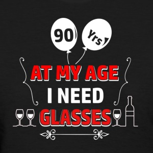 90 years and increasing in value - Women's T-Shirt