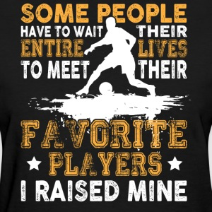Favorite Soccer Players T Shirt - Women's T-Shirt