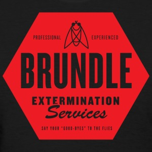 Brundle Extermination - Women's T-Shirt