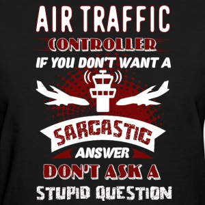 Air Traffic Controller Shirt - Women's T-Shirt