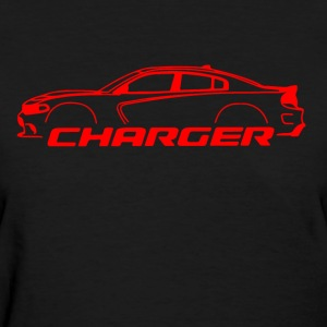 Red Charger - Women's T-Shirt