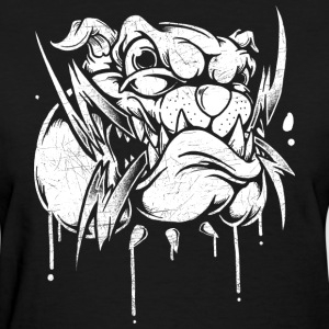 bulldog tees - Women's T-Shirt