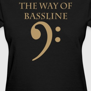 Way of Bassline - Women's T-Shirt