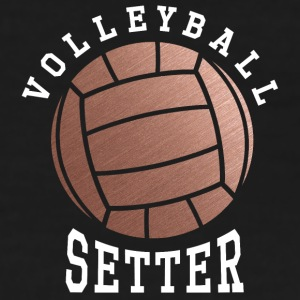 Rose Gold Volleyball Setter - Women's T-Shirt