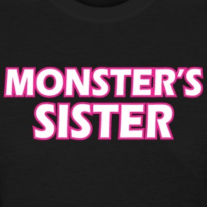 Awesome Monsters Sister - Women's T-Shirt