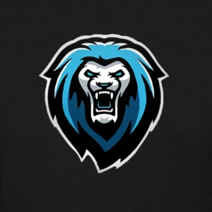 New NvarPlayzGamez Branding!! Cool Animated Lion - Women's T-Shirt