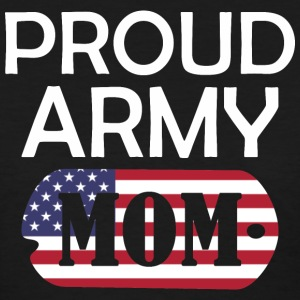 Proud Army Mom - Women's T-Shirt