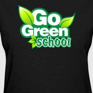 Green Sch - Women's T-Shirt