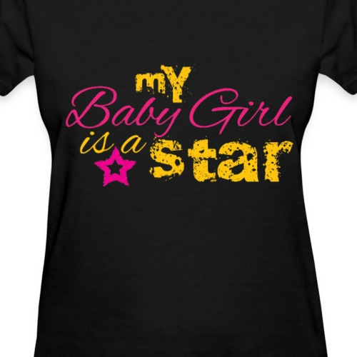 My Baby Girl is a Star