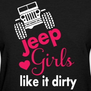 Jeep Girls - Women's T-Shirt