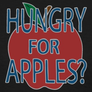 Hungry For Apples by Jerry Smith (Alt) - Women's T-Shirt