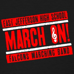 East Jefferson High School March On Falcons March - Women's T-Shirt