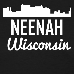 Neenah Wisconsin Skyline - Women's T-Shirt