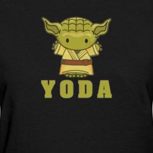 YODA Toddler Yoda Star Wars - Women's T-Shirt