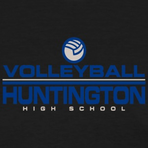 Volleyball Huntington High School - Women's T-Shirt