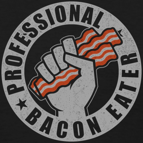 Professional Bacon Eater - Women's T-Shirt