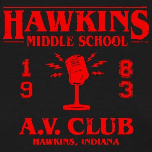 Hawkins Middle School A - Women's T-Shirt