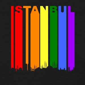 Istanbul Turkey Rainbow LGBT Gay Pride - Women's T-Shirt