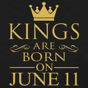 Kings are born on June 11 - Women's T-Shirt