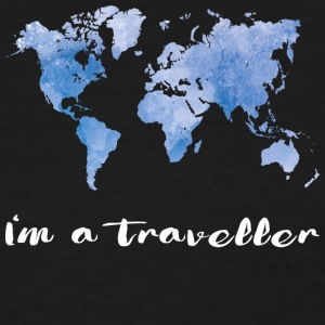 I'm a traveller - Women's T-Shirt