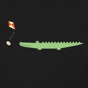 Croc & Egg Kite - Women's T-Shirt