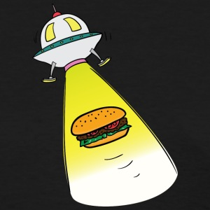 Out Of This World Burger - Women's T-Shirt