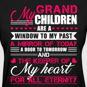 My Grandchildren Shirt - Women's T-Shirt