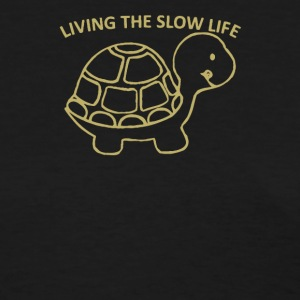 Living the slow life - Women's T-Shirt