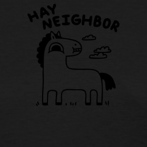 Hay Neighbor - Women's T-Shirt