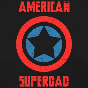 American Superdad - Women's T-Shirt