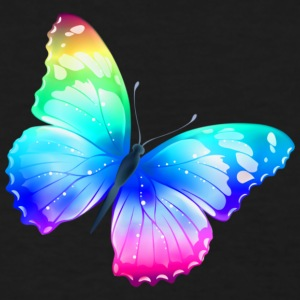 colorful butterfly design - Women's T-Shirt