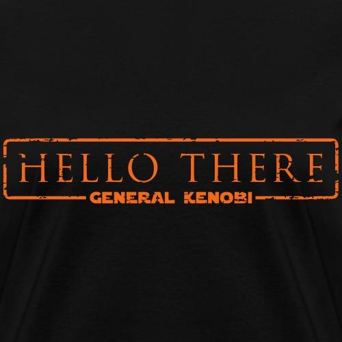 Hello There General Kenobi - Women's T-Shirt