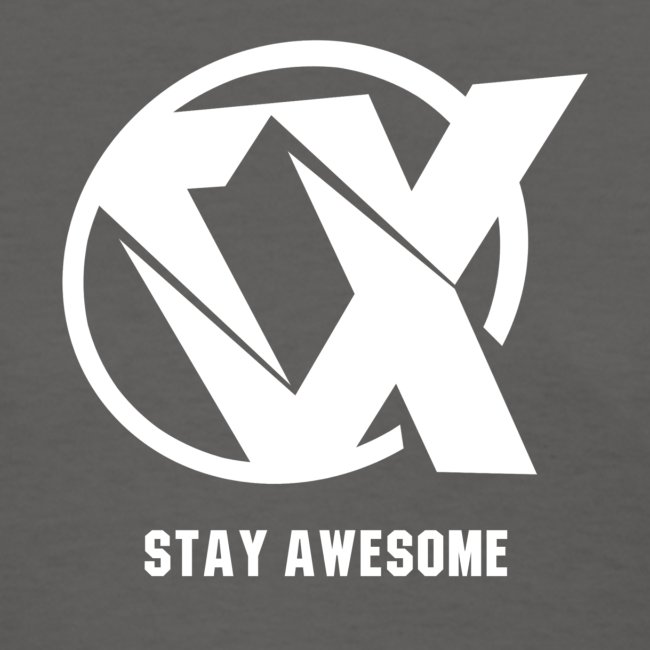 "Vlex ""Stay Awesome"" Shirt (Officiel)"