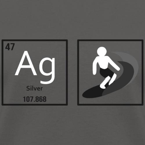 Silver Surfer Science Superhero - Women's T-Shirt