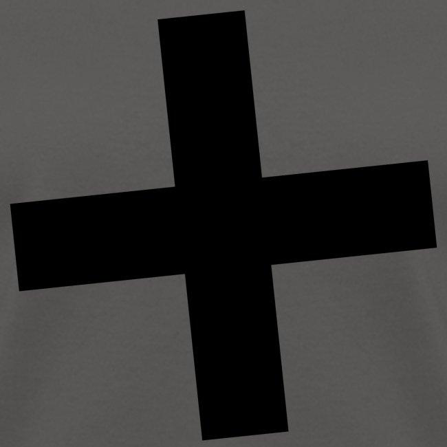 Plus Brandmark Black